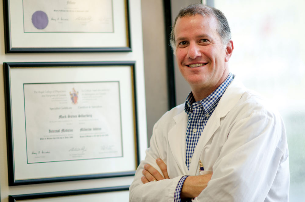 Dr. Mark Silverberg, Clinician & Researcher
