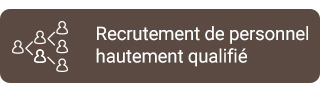Recrutement de Personnel hautement qualifie