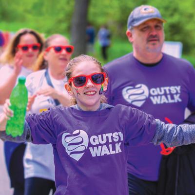 Participants à Marche Gutsy
